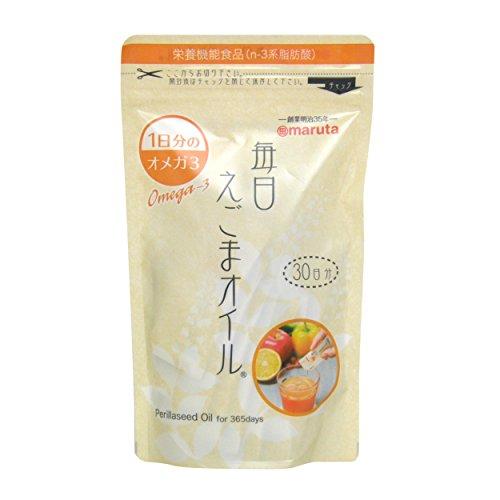 太田油脂 毎日えごまオイル 3g×30袋