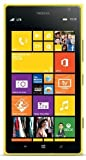 Nokia Lumia 1520 16GB Unlocked GSM 4G LTE Windows 8 Smartphone w/ Carl Zeiss Optics 20MP Camera - Yellow [並行輸入品]
