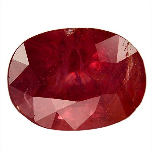 タンザニア ピンクがかったオレンジ パパラチアサファイア ・ルース 1.51 Ct.