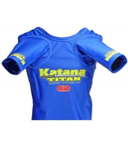 スーパーKatana A / S押しシャツパワーリフティング ブラック