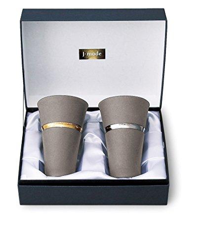マルサン近藤の人気リングペアカップ を60代上司にプレゼント