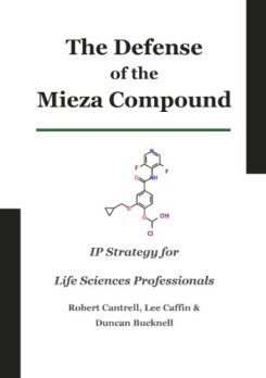 The Defense of the Mieza Compound by [Caffin, Lee, Cantrell, Robert, Bucknell, Duncan]