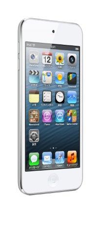 Apple iPod touch 32GB ホワイトシルバー MD720J/A  第5世代