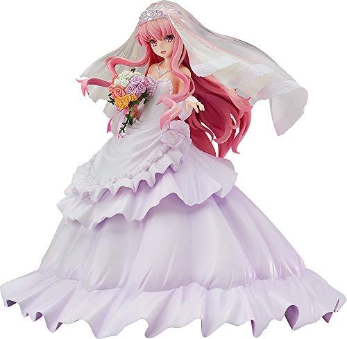 ゼロの使い魔 ルイズ Finale ウエディングドレス Ver. 1/7スケール ABS&PVC製 塗装済み完成品フィギュア