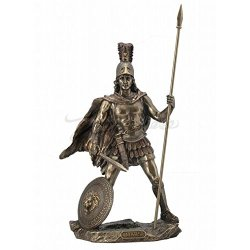 Veronese (ヴェロネーゼ) 軍神マルス ローマ神話 戦の神 置物 フィギュア