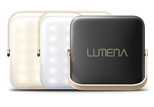 (ルーメナー)LUMENA LUMENA (ルーメナー) LED ランタン ブラック