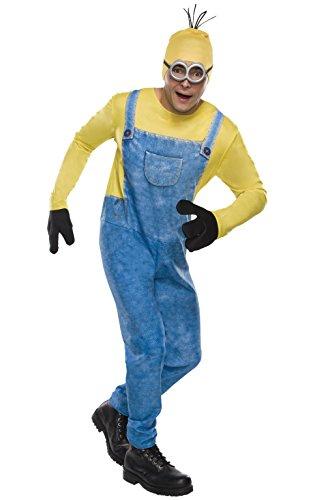 ミニオン コスプレ コスチューム 大人 男性用 ケビン Standardサイズ ハロウィン 衣装 仮装