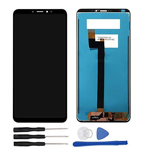 Xiaomi Mi Max 3 MiMax 3 M1804E4A / M1804E4C 交換用LCDディスプレイタッチスクリーンデジタイザー用部品