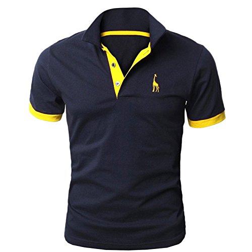 ゴルフに必需品であるポロシャツは男性に人気でゴルフをする人に人気のギフト