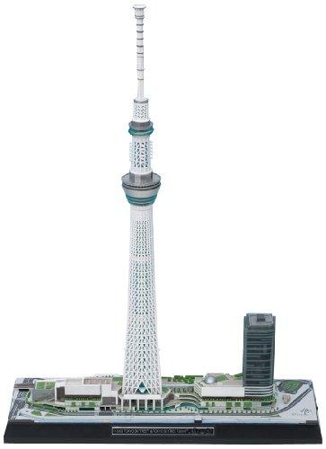 トミーテック 1/2000 東京スカイツリー&東京スカイツリータウン