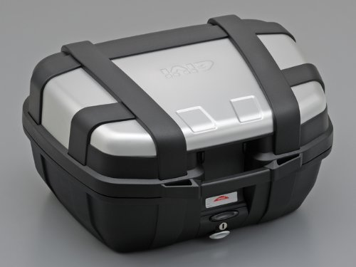 GIVI(ジビ)【イタリアブランド】 モノキーケース(トップケース/リアボックス) TREKKER 52L TRK52N 77431 高性能&スタイリッシュデザイン