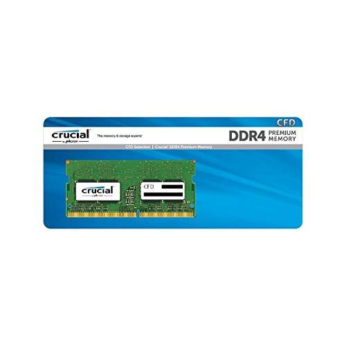 CFD販売 ノートPC用メモリ PC4-21300(DDR4-2666) 16GB×1枚 260pin (無期限保証)(Crucial by Micron) D4N2666CM-16G