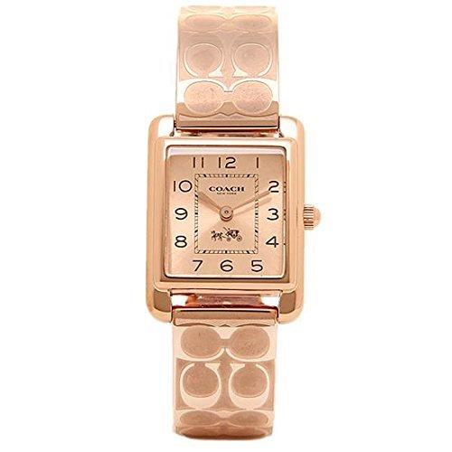 コーチの腕時計を記念日や誕生日にプレゼント