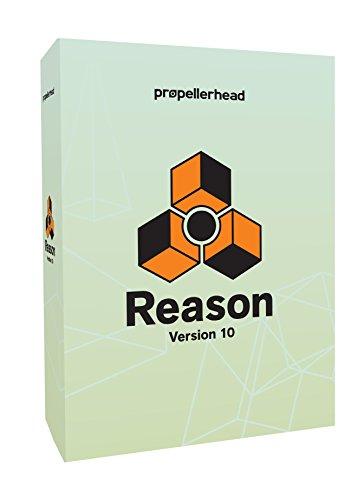 propellerhead プロペラヘッド 音楽制作ソフト Reason 10