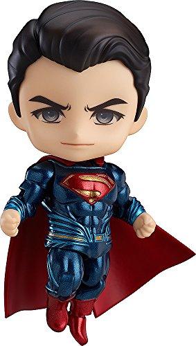 ねんどろいど バットマン vs スーパーマン ジャスティスの誕生 スーパーマン ジャスティス・エディション ノンスケール ABS&PVC製 塗装済み可動フィギュア
