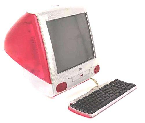 Apple 15インチデスクトップパソコン iMac G3 ストロベリー オリジナル布ダストカバー [プレゼントセット]
