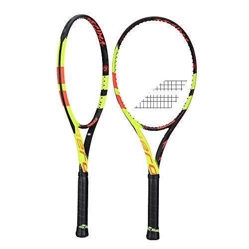 2018 バボラ ピュアアエロ デシマ フレンチオープン (300g) BF101385 (海外正規品) 硬式テニスラケット(Babolat 2018 Pure Aero Decima French Open )【2018年3月発売】 G2 [並行輸入品]