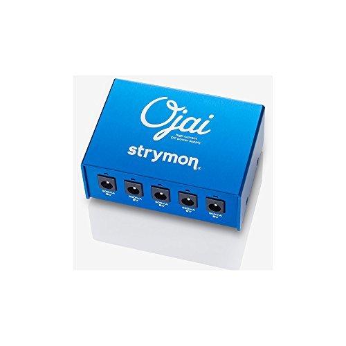 Strymon Ojai-X 9Vハイ・カレント・ DC パワー・サプライ/Ojai&Ojai R30用エクスパンション・キット[国内正規品] 【徹底解説】strymon(ストライモン) エフェクター全製品一覧! 最高峰のペダルの感想・レビュー付き。【動画・スペック・価格】