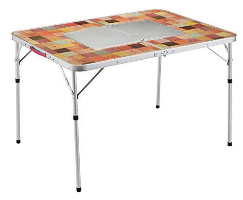 コールマン テーブル ナチュラルモザイクBBQテーブル/110プラス 2000026760