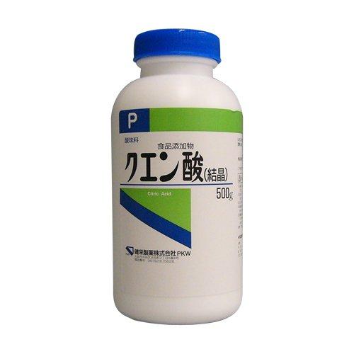 クエン酸(結晶) P
