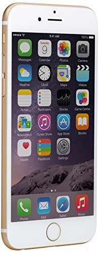 Apple docomo iPhone6 A1586 MG492J/A 16GB ゴールド
