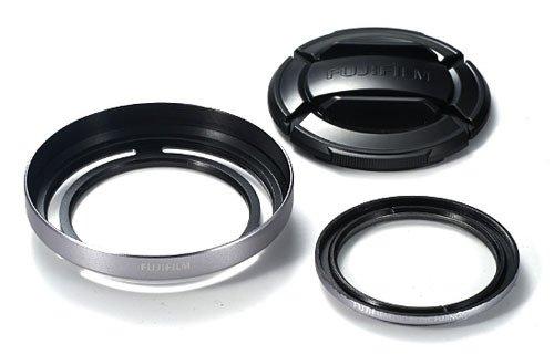 FUJIFILM レンズフード付プロテクトフィルター X20S用 F LHF-X20S