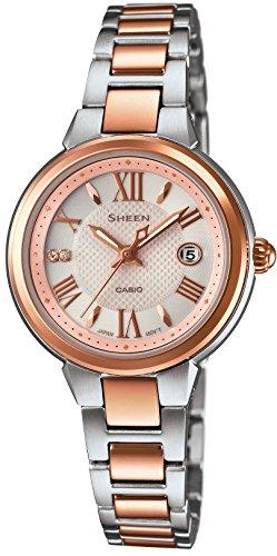 [カシオ]のレディース時計は20代女性に人気