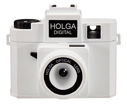HOLGA DIGITAL White