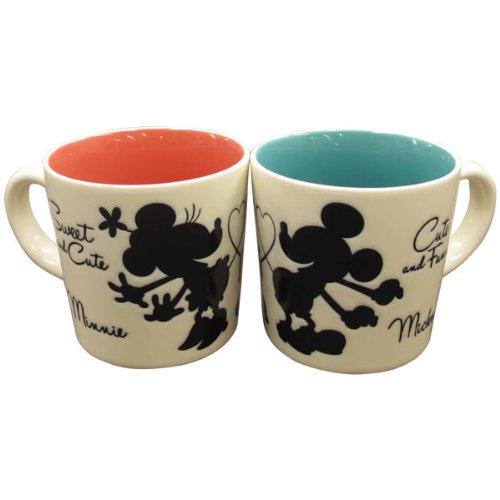 ディズニーのマグカップは結婚祝いで人気の高いギフト