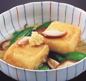 マメックス)揚げだし豆腐ブロック40 850g(20個入)