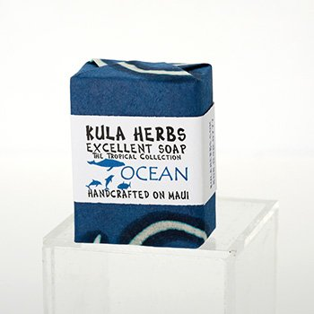 Kula Herbs フェイスソープ オーシャン 1oz(30g)