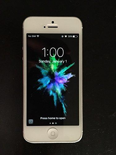 iPhone 5 16GB au ホワイトシルバー