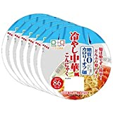 ヨコオ 糖質0カロリーオフ麺カップ 冷やし中華風こんにゃく ×6入り