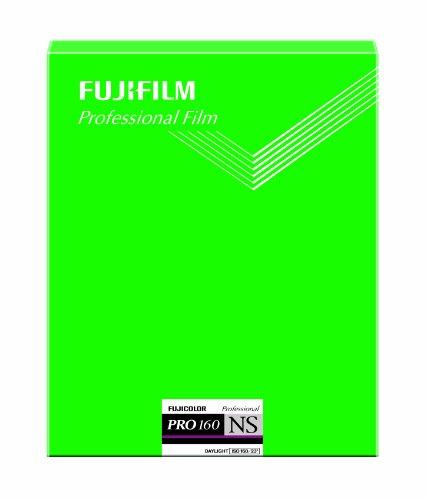 FUJIFILM カラーネガフイルム(プロフェッショナル用) フジカラー PRO 160 NS シート 20枚 本 CUT PN 160 NS 8X10 20