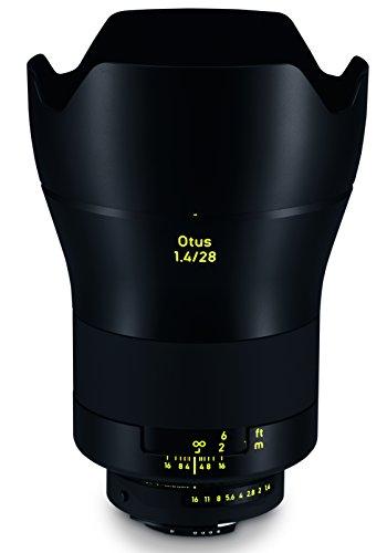 Carl Zeiss 単焦点レンズ Otus 1.4/28 ZF.2 ブラック 830288