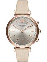 [エンポリオ アルマーニ]EMPORIO ARMANI 腕時計 GIANNI T-BAR ハイブリッドスマートウォッチ ART3020 レディース 【正規輸入品】
