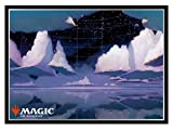 マジック:ザ・ギャザリング プレイヤーズカードスリーブ 『アラーラの断片』《島》 (MTGS-092)