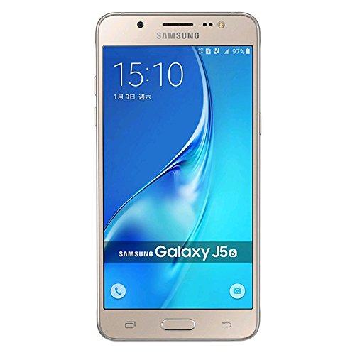 SIMフリー Samsung Galaxy J5 2016 Dual J5108 4G LTE Gold/ゴールド 並行輸入品