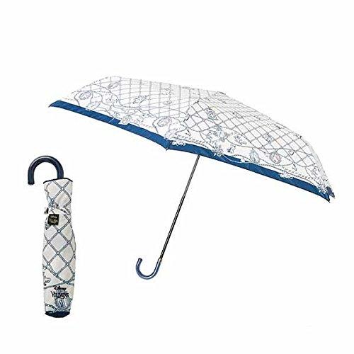 ディズニー 折りたたみ傘 手開き 日傘/晴雨兼用傘 ディズニー ヴィランズ 全4色 6本骨 55cm UVカット 90%以上 グラスファイバー骨 85587