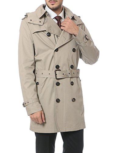 BURBERRYのコートは男性の憧れでもらって嬉しいギフト