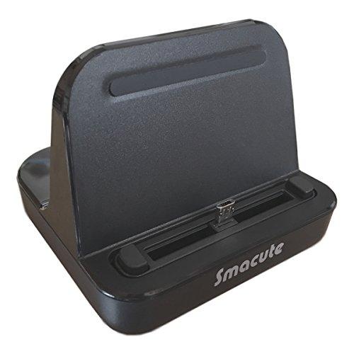 Smacute micro USB スマートフォン / タブレット ユニバーサル 充電 クレードル SC-STVC01