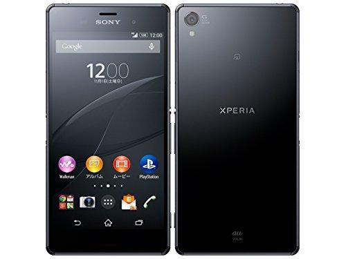 SONY au Xperia Z3 SOL26 Black