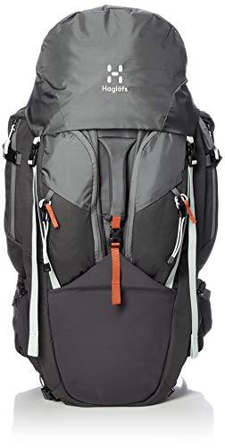 [ホグロフス]リュックサック NEJD 80 ネイド 登山 アルパインクライミング トレッキング 中型 大型 ザック バックパック テント泊 縦走 MAGNETITE/