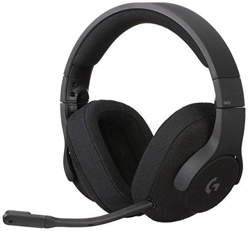 ゲーミングヘッドセット PS4 ロジクール G433BK 高音質 有線 サラウンド 7.1ch PC Nintendo Switch Xbox One