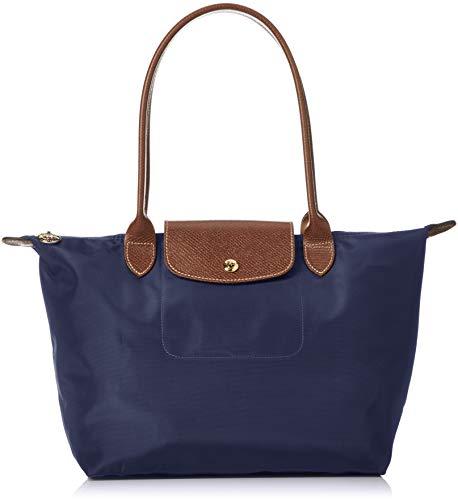 40代女性に人気の高いブランドはロンシャンのトートバッグ