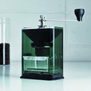 HARIO (ハリオ) 手挽き コーヒーミル クリア コーヒーグラインダー MXR-2TB