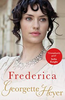 Frederica: Georgette Heyer Classic Heroines by [Heyer, Georgette]