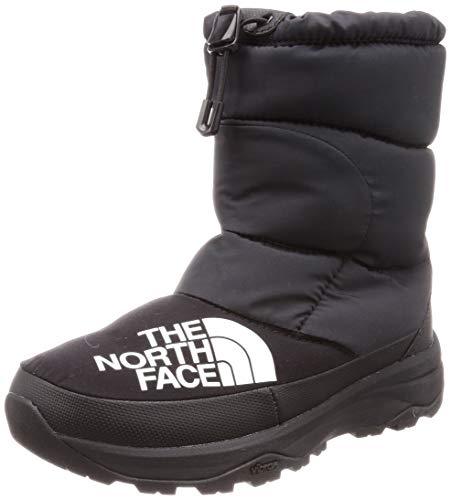 [ザ・ノース・フェイス] ブーツ ヌプシダウンブーティー TNFブラック×ブラック US 5(23 cm)