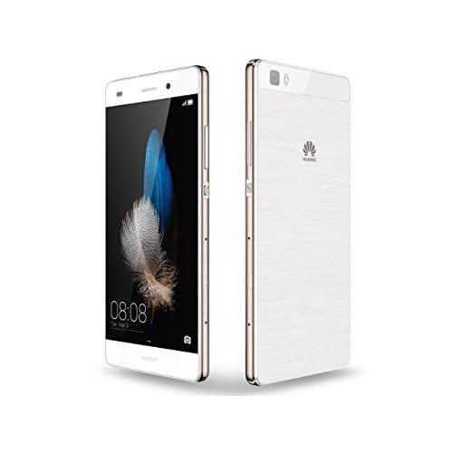 Huawei SIMフリースマートフォン P8 lite 16GB ホワイト ALE-L02-WHITE