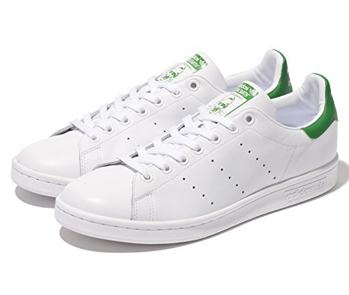 adidas(アディダス) スタンスミス M20324 Running White/Fairway(ホワイト×グリーン) 26.0cm